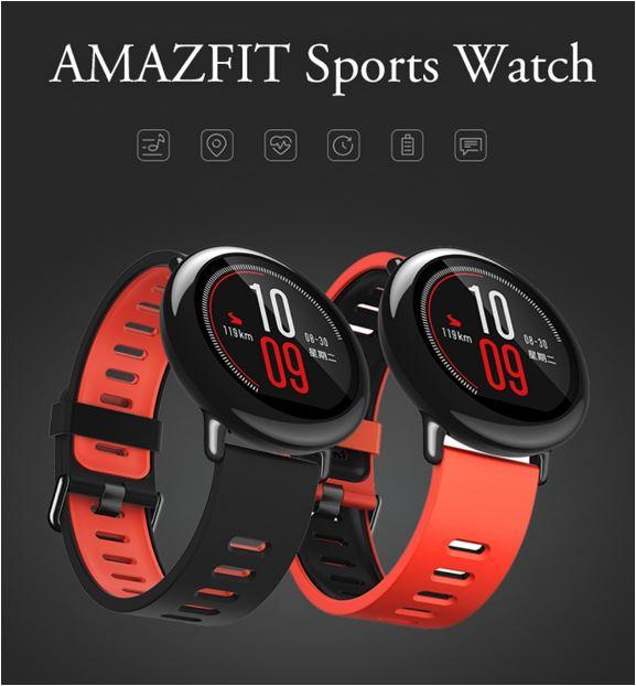 Amazfit Sports Smartwatches