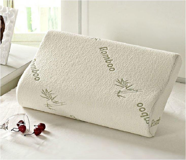 Bamboo Fiber Memory Pillow