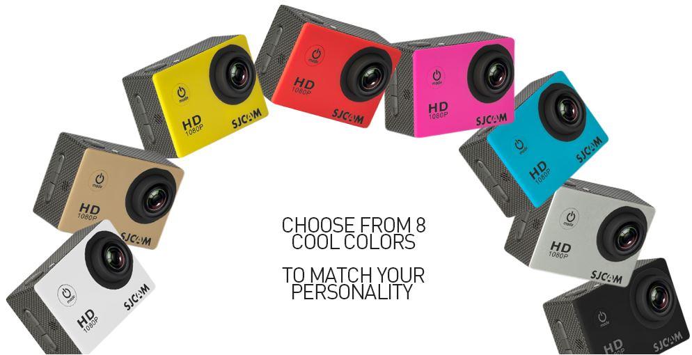 SJCAM 1080P HD Sports Action Camera